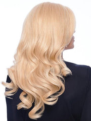 Soft, silky human hair that can be styles any way you choose
