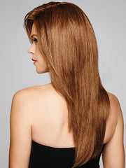 GRAND ENTRANCE by Raquel Welch in R10 CHESTNUT | Rich Medium Brown with subtle Golden Brown Highlights Throughout