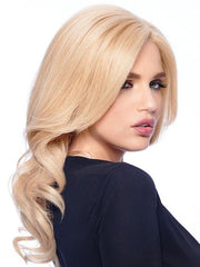 The 100% fine human hair hair offers the most natural look and feel