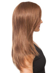 Human Hair is best blow dried and heat styled for a gorgeous silky finish