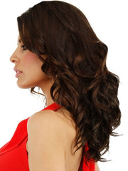 "16"" Human Hair Clip In Extensions (2pc) 