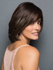 HUMAN HAIR BANG by Raquel Welch in R3HH | DARK BROWN