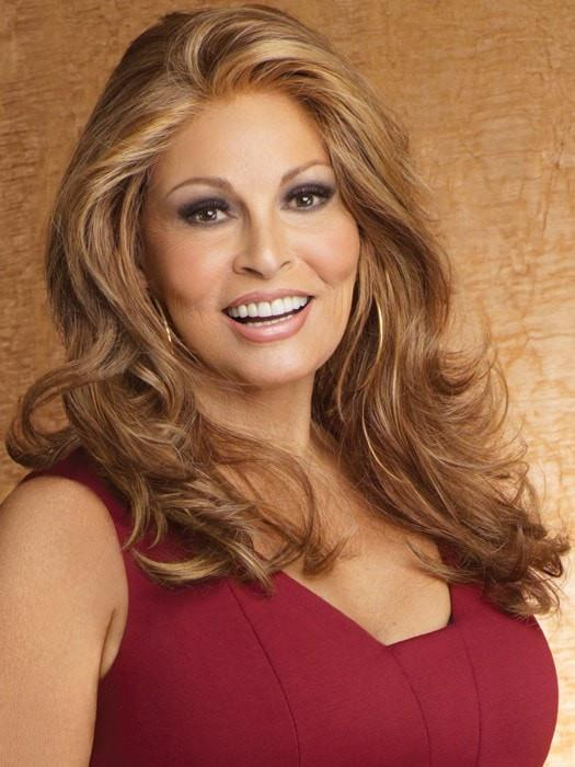 LIMELIGHT by Raquel Welch in RL30/27 RUSTY AUBURN | Medium Auburn Evenly Blended with Strawberry Blonde