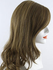 RL12/16 HONEY TOAST | Light Brown With Subtle Honey Blonde Highlights