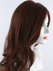 RL33/35 DEEPEST RUBY |  Deep Ruby Red With Burgundy Highlights