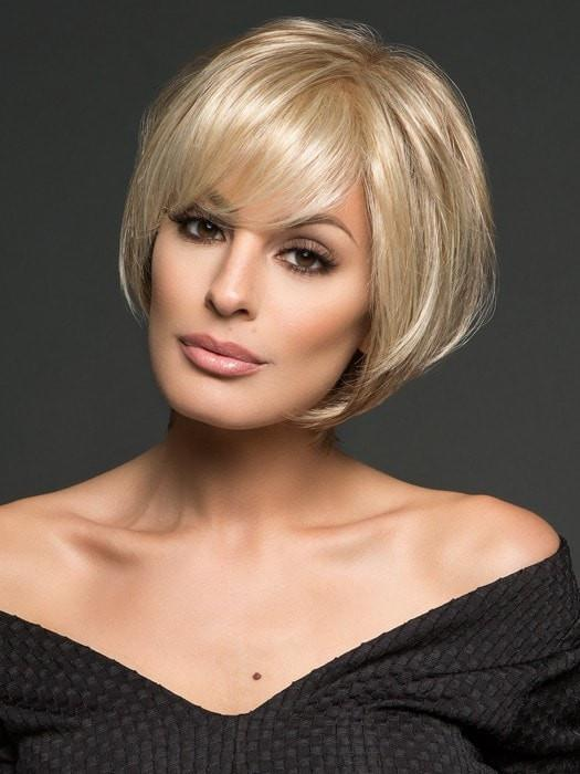 MUSE by Raquel Welch in R1621S GLAZED SAND | Honey blonde with ash highlights on top