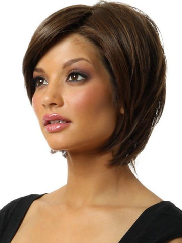 OPENING ACT by Raquel Welch in RL6/30 COPPER MAHOGANY | Dark Brown with soft, Coppery highlights