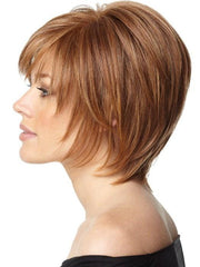 Monofilament Top | Creates the illusions of natural hair growth and allows you to part the hair in any direction