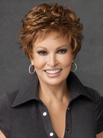 AUTOGRAPH by Raquel Welch in RL32/31 CINNABAR | Rich Chestnut with warm undertones