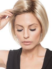 Pitch Perfect features a Sheer Indulgence lace front for a natural looking hairline