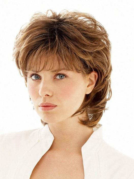 SALSA by Raquel Welch in SS11/29 SHADED NUTMEG  | Light Dark Brown with Subtle Warm Highlights  Roots