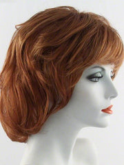 R28S GLAZED FIRE | Fiery Red  with Bright Red Highlights on Top