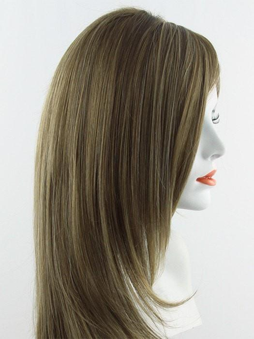 RL12/16 HONEY TOAST | Light Brown Evenly Blended with Dark Natural Blonde