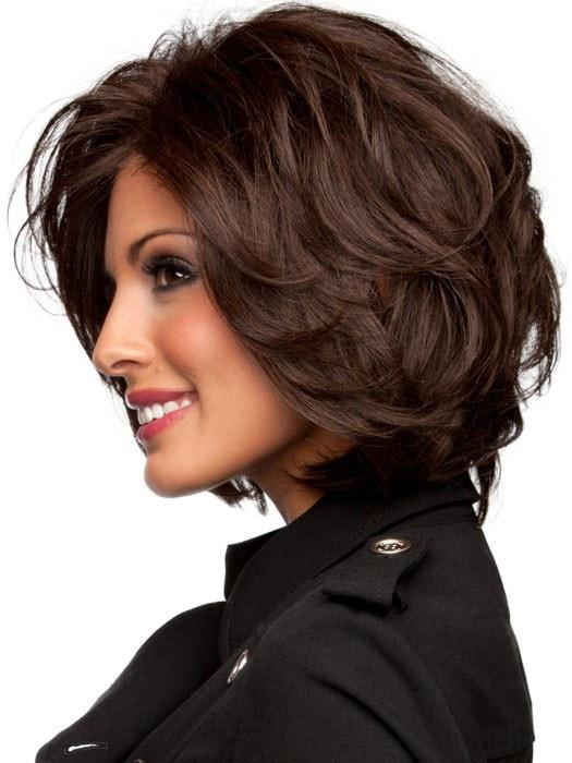 Made with fine human hair Soft Focus offers endless styling versatility and looks incredibly natural.