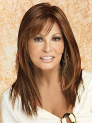 SHOW STOPPER by Raquel Welch in RL32/31 CINNABAR |  Medium Dark Auburn Evenly Blended with Medium Light Auburn