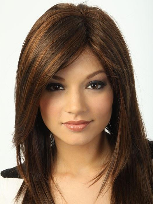 SHOW STOPPER by Raquel Welch in  RL6/28 BRONZED SABLE | Medium Brown Evenly Blended with Medium Ginger Blonde