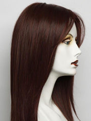 RL33/35 DEEPEST RUBY | Dark Auburn Evenly Blended with Ruby Red