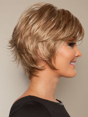It features layered chin-length sides, a textured back and neck hugging extended nape