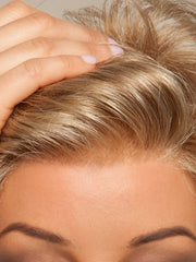 Sheer Indulgence™ lace front that creates a natural looking hairline and allows for off-the-face styling