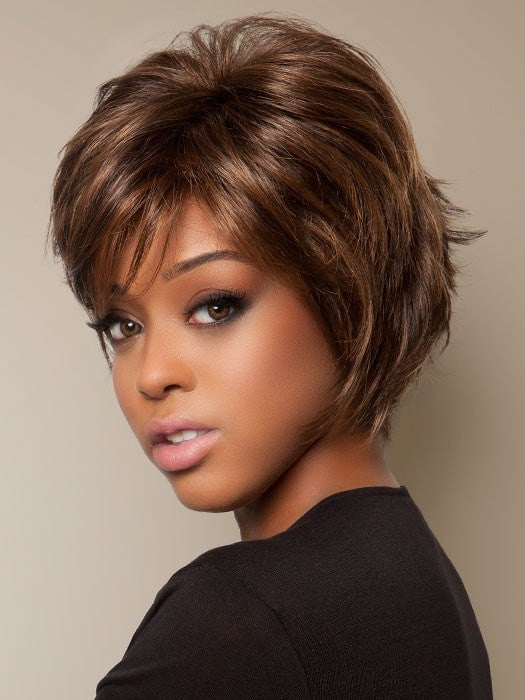 A truly salon-inspired style that's low maintenance and supremely natural