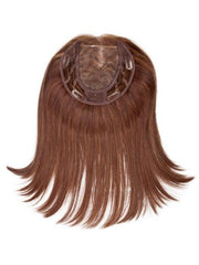 Monofilament Hairpiece with Lace Front