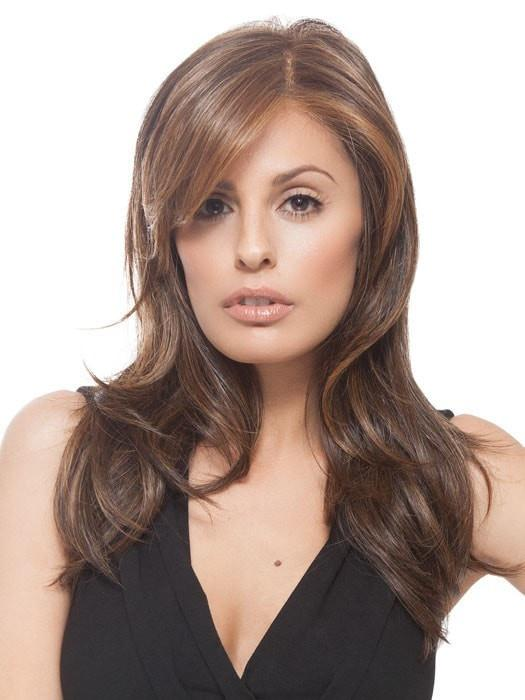 SPOTLIGHT ELITE by Raquel Welch in RL8/29 HAZELNUT | Warm Medium Brown Evenly Blended with Ginger Blonde