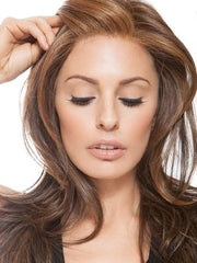 Sheer Indulgence™ lace front that creates a natural looking hairline and offers off-the-face styling