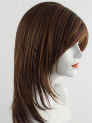 R3329S+ GLAZED AUBURN | Rich Dark Auburn with Pale Ginger
