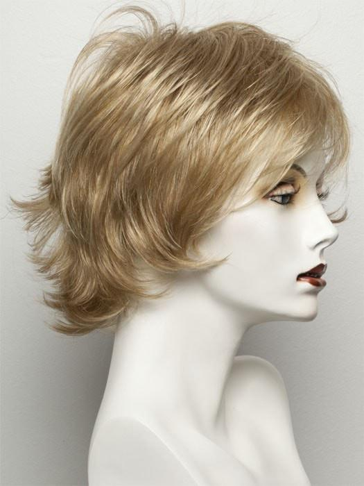 R25 GINGER BLONDE | Medium Golden Blonde with Subtle Blonde Highlights