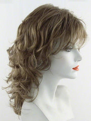 R12/26H - Honey Pecan - Light Ash Brown With Subtle, Cool Blonde Highlights