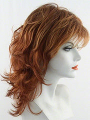 R28S GLAZED FIRE | Fiery Red with Bright Red Highlight on Top