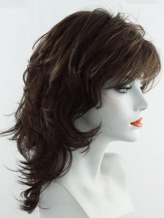 Tress Wig By Raquel Welch Mid Length Shag Wigs Com The Wig Experts