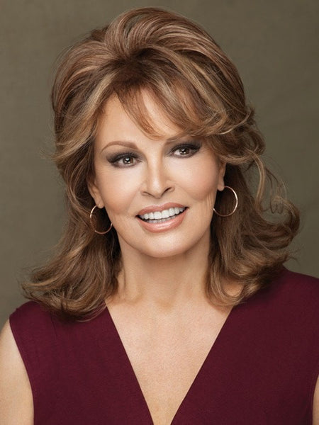 Turn Up The Volume By Raquel Welch Toppiece Wigs Com