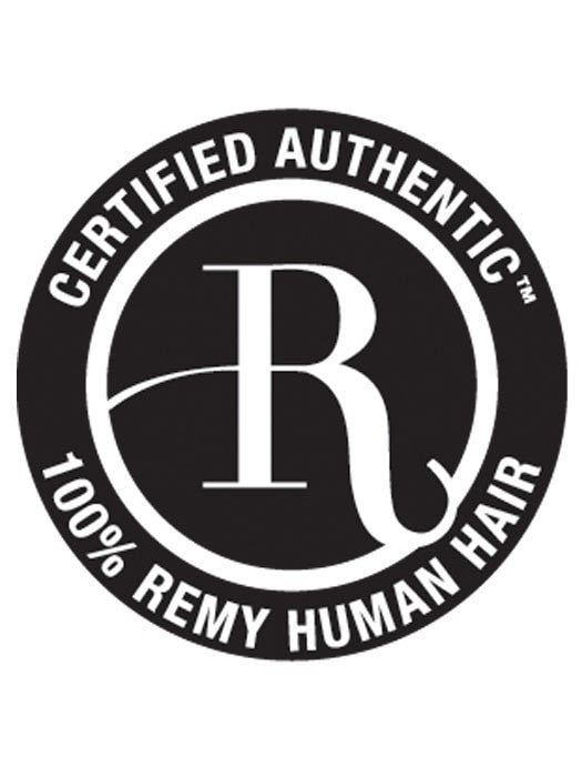 Certfied Authentic 100% Remy Human Hair. No Fillers. Never an Inferior Substitute.