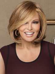 UPSTAGE by Raquel Welch in RL29/25 | GOLDEN RUSSET Ginger Blonde Evenly Blended with Medium Golden Blonde