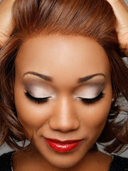 Sheer Indulgence Lace Front which gives you a natural looking hairline and the appearance of natural hair growth.