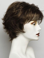 R10 - Chestnut - Rich Medium Brown With Light Golden Brown Highlights All Over