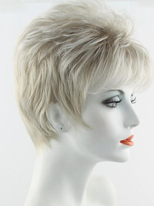 R23S GLAZED VANILLA | Cool Platinum Blonde with Almost White Highlights