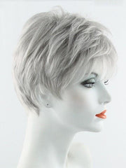 R56/60 SILVER MIST | Light Grey W/20% Medium Brown & Pure White Blend