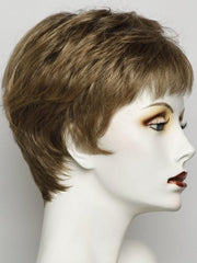 R1416T BUTTERED TOAST |  Light Brown Blended With Gold Blonde and Tipped With the Gold Blonde