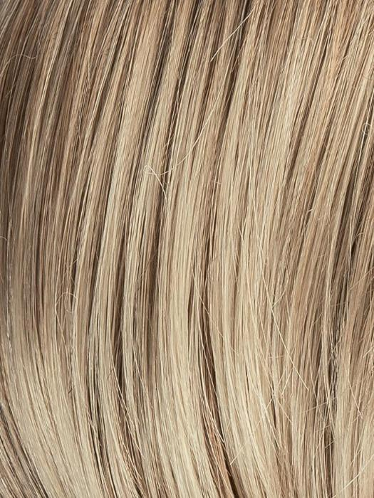 SAND MULTI ROOTED 24.14.23 | Lightest Brown and Medium Ash Blonde Blend with Light Brown Roots