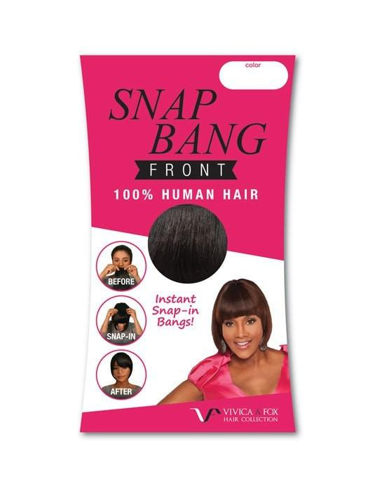 Snap Bang Front by Vivica Fox