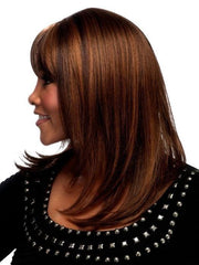H-201 by Vivica Fox | Human Hair Wig