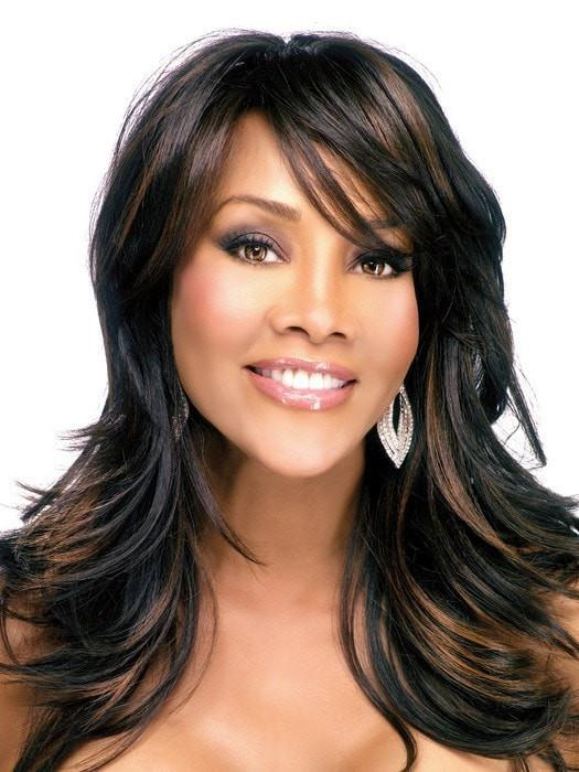 Brie Wig By Vivica Fox Long Layered Wigs