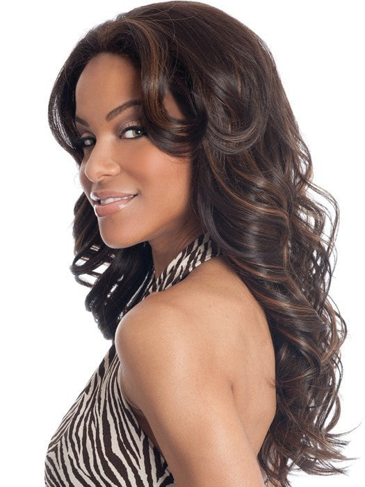 Napoli | HF Synthetic Lace Front Wig (Basic Cap)