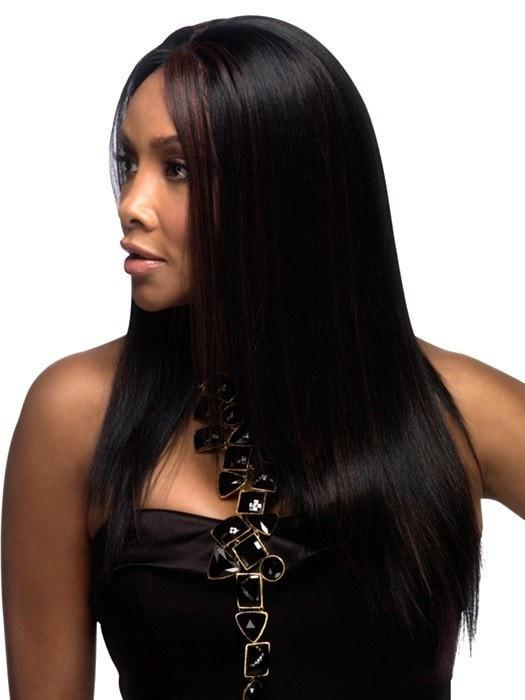 Javant | HF Synthetic Lace Front Wig (Basic Cap)