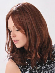 100% Human Hair has the most natural look and feel, and can be styled with heat tools, just like your own hair.