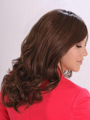Human hair can be styled straight, wavy or curly | Color: 2-1