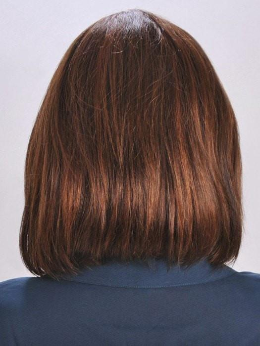 The layers and rounded ends make the perfect bob style | Color: Camel Brown