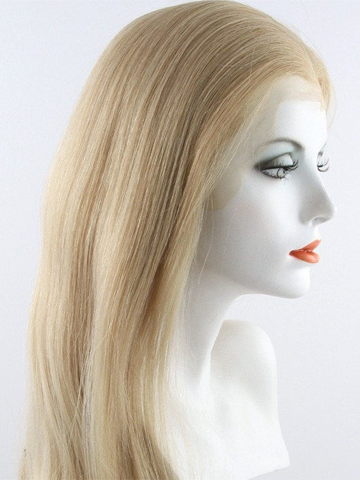 88R Strawberry Blonde Tipped with Bleach Blonde